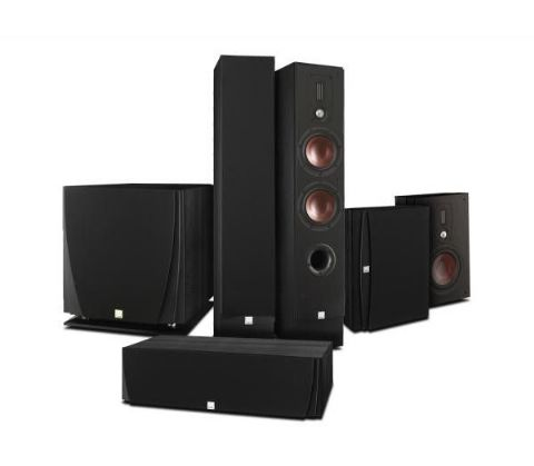 Dali Ikon 5 5.1 Home Cinema Pack